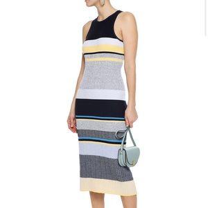Victoria Victoria Beckham rib knit dress